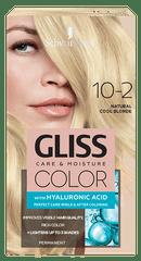 Schwarzkopf Gliss Color Care & Moisture boja za kosu, 10-2 Natural Cool Blonde