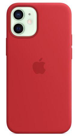 Apple iPhone 12 mini ovitek, MagSafe, Red (MHKW3ZM/A)