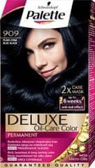 Schwarzkopf Palette Deluxe boja za kosu, 909 Blue Black