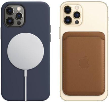Apple iPhone 12 Pro, magnety MagSafe, zadná strana telefónu