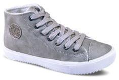 Lee Cooper LCJL-20-31-013 női magasszárú cipő