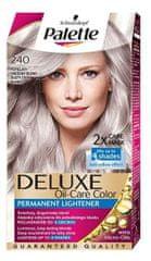 Schwarzkopf Palette Deluxe barva za lase, 240 Dusty Cool Blonde