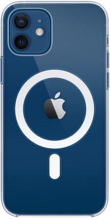Apple iPhone 12/12 Pro Clear Case ovitek, z MagSafe