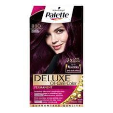 Schwarzkopf Palette Deluxe boja za kosu, 880 Aubergine
