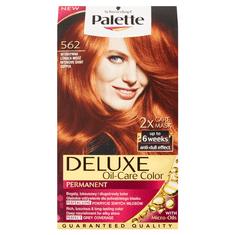 Schwarzkopf Palette Deluxe barva za lase, 562 Intensive Shiny Copper