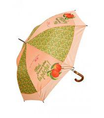 """Natives , Vintage, Dáždnik veľký """"J'ai la peche"""" 116x89 cm, kov, polyester, 512190"""