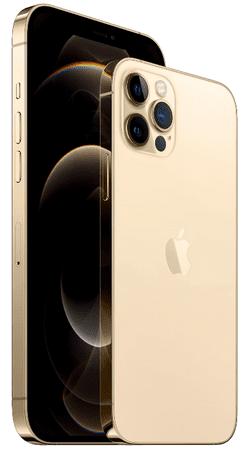 Apple iPhone 12 Pro Max pametni telefon, 128GB, Gold