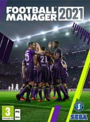 Sega Football Manager 2021 igra, PC