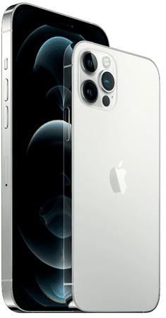 Apple iPhone 12 Pro Max pametni telefon, 256GB, Silver