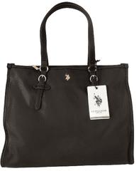 U.S. Polo Assn. hnědá kabelka HOUSTON Computer bag