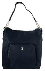 U.S. Polo Assn. tmavě modrá kabelka HOUSTON Hobo