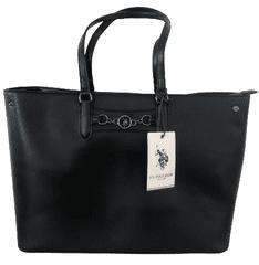U.S. Polo Assn. černá kabelka GREATWOOD Shopping