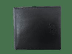 U.S. Polo Assn. pánská modrá peněženka DORCHESTER WALLET
