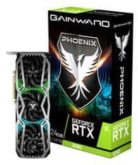 Gainward Grafička kartica Phoenix GeForce RTX 3090, 24 GB GDDR6X