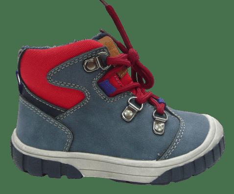 Slobby chlapčenská členková obuv 160-2005-T1, 25, modrá