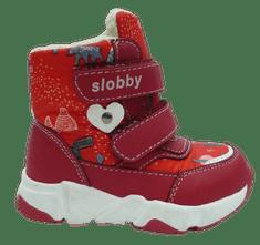Slobby dievčenská členková obuv 160-2010-T1