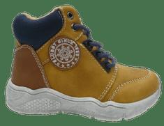 Slobby chlapčenská členková obuv 161-2033-T1/162-2044-T1
