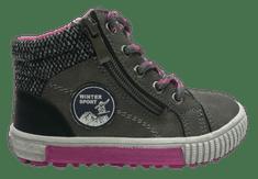Slobby dievčenská členková obuv 161-2039-T1