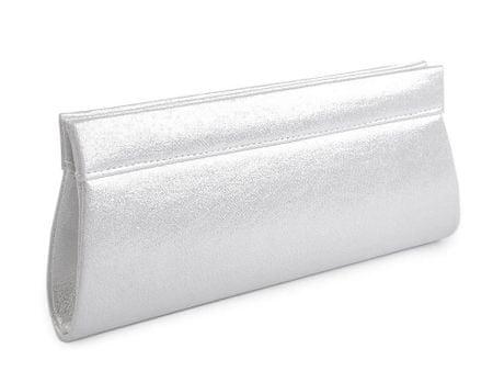 Kraftika 1db (13) tejes szatén fém tengelykapcsoló / estélyi táska