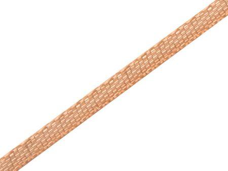 Kraftika 30m creampuff szatén szalag szélessége 3mm