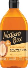 Nature Box gel za tuširanje, argan, 385 ml