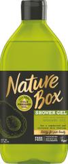 Nature Box gel za tuširanje, avokado, 385 ml