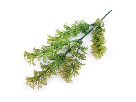 Kraftika 2szt 3 zielony welte sztucznym schematów, gałązka, kwiat