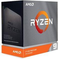 AMD Ryzen 9 3900XT procesor, 12 jezgri, 24 niti, 105 W (100-100000277WOF)