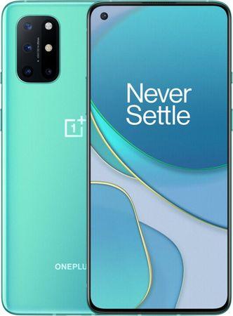 OnePlus 8T (KB2003) mobilni telefon, 8GB/128GB, Aquamarine Green
