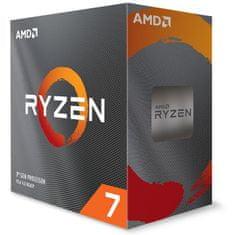 AMD Ryzen 7 3800XT procesor, 8 jezgri, 16 niti, 105 W (100-100000279WOF)