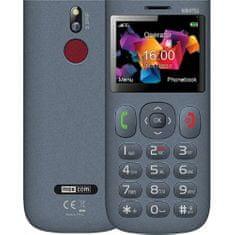 MaxCom MM751 mobilni telefon, crni