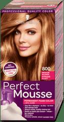 Schwarzkopf Perfect Mousse boja za kosu, 800 srednje blond