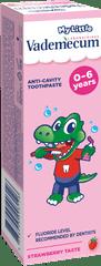 Vademecum Vademecum Junior zubna pasta, jagoda, 50 ml
