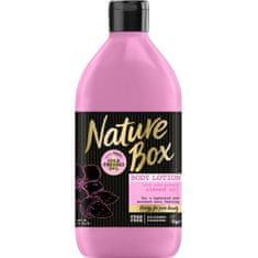 Nature Box losion za tijelo, badem, 385 ml