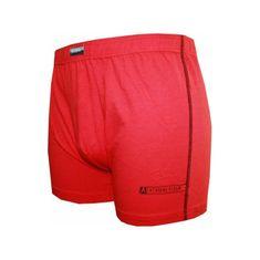 Andrie Pánske boxerky červené (PS 5086 C)
