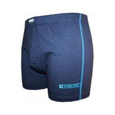 Andrie Pánske boxerky tmavo modré (PS 5086 D)