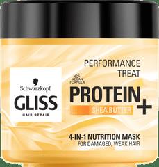 Gliss Kur Hair Repair maska za lase, Miracle Nutrition Fueling, 400 ml