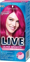 Schwarzkopf Live XXL Ultra boja za kosu, 93 šokantno ružičasta