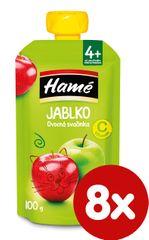 Hamé Jablko kapsička 8x 100g