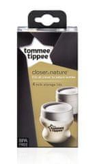 Tommee Tippee C2N palack kupakok, 4 db