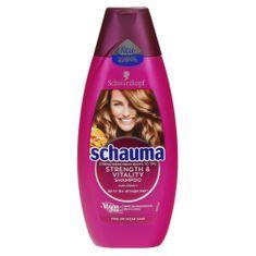 Schauma Strenght & Vitality šampon, 400 ml
