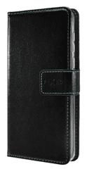 FIXED Pouzdro typu kniha Opus pro Realme 6, černé FIXOP-529-BK