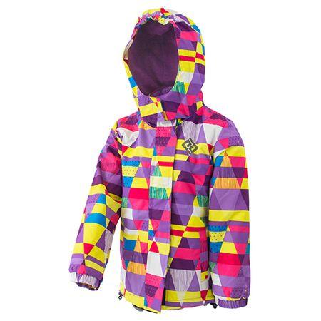 PIDILIDI dekliška jesenska bunda, 140, večbarvna