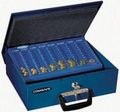 Rottner Pokladnička kufrík Rottner Brussel, modrá
