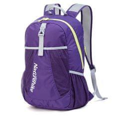 Naturehike Składany plecak sportowy Ultralight 22l 190g – fioletowy