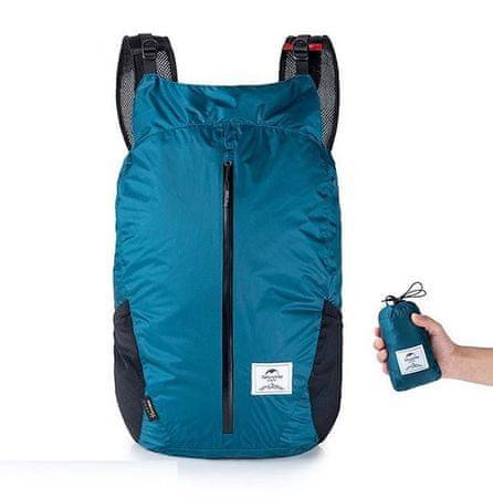 Naturehike Plecak składany Ultralight DL05 25l 160g - niebieski