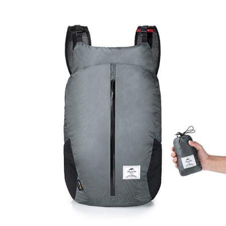 Naturehike COPY Plecak składany Ultralight DL05 25l 160g - szary