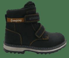 Slobby detská členková obuv 162-2055-T1
