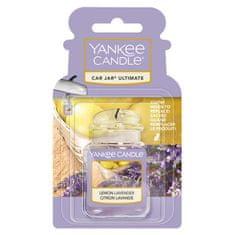 Yankee Candle gelová visačka do auta Lemon Lavender