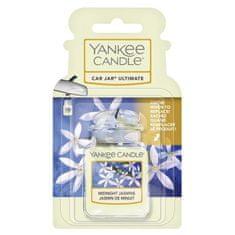 Yankee Candle gelová visačka do auta Midnight Jasmine